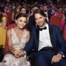 Angelique Boyer and Sebastián Rulli - TVyNovelas Awards 2016