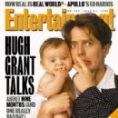 Hugh Grant - Entertainment Weekly Magazine [United States] (21 July 1995)