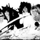 Tommy Lee and Heather Locklear with Nikki Sixx and Kimberly Foster - 454 x 277