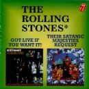 Got Live If You Want It! / Their Satanic Majesties Request