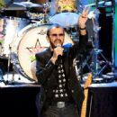 Ringo Starr performs during the Ringo Starr and his All Starr Band concert at The Greek Theatre on September 01, 2019 in Los Angeles, California - 454 x 559