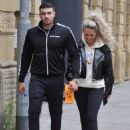 Molly Mae with Boyfriend Tommy Fury out in Manchester - 454 x 624