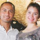 Derek Ramsay and Nadine Samonte