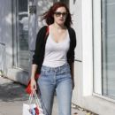 Rumer Willis: out shopping at Ella Moss in Beverly Hills