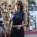 Elisabetta Canalis stops by Bristol Farms for some grocery shopping in West Hollywood, California on January 7, 2015 - 428 x 594