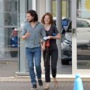 Rose Leslie and Kit Harington – Car Shopping in London