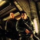Kim Flowers as Sabra Hillard in Alien: Resurrection (1997) - 454 x 193