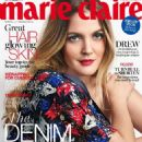 Drew Barrymore - Marie Claire Magazine Cover [Australia] (July 2016)