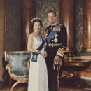 Prince Philip and Queen Elizabeth II - 454 x 567