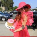 Phoebe Price – Photoshoot at her 47th birthday in Los Angeles
