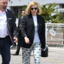 Lea Seydoux out in Cannes