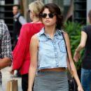 Selena Gomez: in Toronto