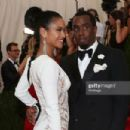 Cassie Ventura and P. Diddy