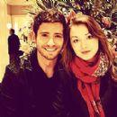 Julian Morris and Sarah Bolger