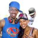 Nick Cannon and Meagan Good