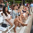 Chantel Jeffries attends the W Hotels & CFDA 2016 Collection during SWIMMIAMI at W South Beach WET on July 18, 2015 in Miami Beach, Florida