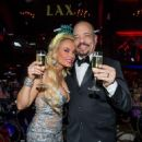 ce-T and Coco ring in 2013 by celebrating with a New Year's Eve party at LAX Nightclub in Las Vegas on Dec. 31, 2012