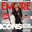 Johnny Depp - Empire Magazine [United Kingdom] (December 2009)