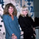 Deborah Harry & Sable Starr, Whiskey a Go Go, 1977 - 425 x 594