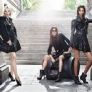 Lais Ribeiro, Aline Weber & Jeisa Chiminazzo for Nine West Fall/Winter 2013 Ad Campaign
