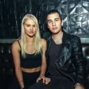Nick Simmons and Rebecca Szulc