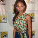Nicole Beharie- July 26, 2014- Entertainment Weekly: Women Who Kiss Ass Panel and Press Line - 266 x 400