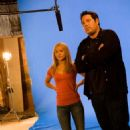 "Hayden Panettiere - On The Set Of ""Talk About It"""