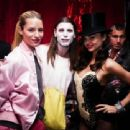 Miranda Kerr's Halloween party at Catch Roof on October 31, 2011 in New York City
