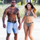 Kelly Brook and David Mcintosh - 454 x 580