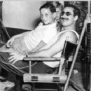 Arthur Marx With Dad Groucho