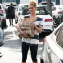 Ashley Greene – Grocery shopping in Beverly Hills