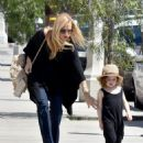 Rachel Zoe was spotted running errands with her son Kaius Berman in Los Angeles, California on March 24, 2017 - 454 x 576