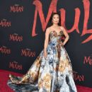 Ming-Na Wen – 'Mulan' Premiere in Hollywood - 454 x 554