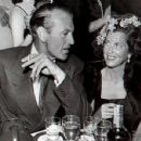 Gary Cooper and Sandra Shaw