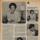 Regina Duarte - Contigo! Magazine Pictorial [Brazil] (April 1974) - 454 x 602