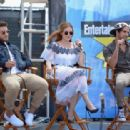 Actress Holland Roden attends Entertainment Weekly Con-X at Embarcadero Marina Park North on July 22, 2016 in San Diego, California