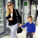Kate Hudson and son Ryder