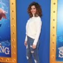 Maria Menounos- Premiere of Universal Pictures' 'Sing' - Arrivals - 454 x 659