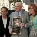 Marilyn Milian with Harvey Levin & Judge Joseph Wapner