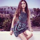 Nina Dobrev - Fashion Magazine Pictorial [Canada] (September 2012)