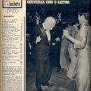 Charles Chaplin - Manchete Magazine Pictorial [Brazil] (28 January 1967) - 454 x 625