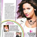 Ashley Tisdale Sugar Magazine Pictorial July 2009