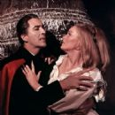 Veronica Carlson, Christopher Lee - 454 x 457