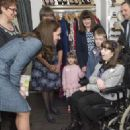 Catherine, Duchess of Cambridge : Opens new EACH Charity shop
