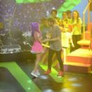 Benjamín Amadeo and Mariana Esposito- Kids' Choice Awards Argentina 2015- Show