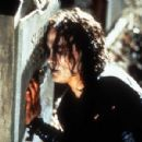Publicity still of Brandon Lee in The Crow (1994) - 454 x 299