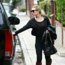 Lindsay Lohan Out And About In Hollywood, 2008-05-07