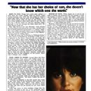 Linda Ronstadt - Circus Magazine Pictorial [United States] (30 December 1975) - 454 x 595
