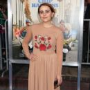 Mae Whitman – 'CHiPS' Premiere in Hollywood - 454 x 731