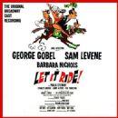 Let It Ride (musical) Original 1961 Broadway Cast Starring George Gobel - 454 x 454
